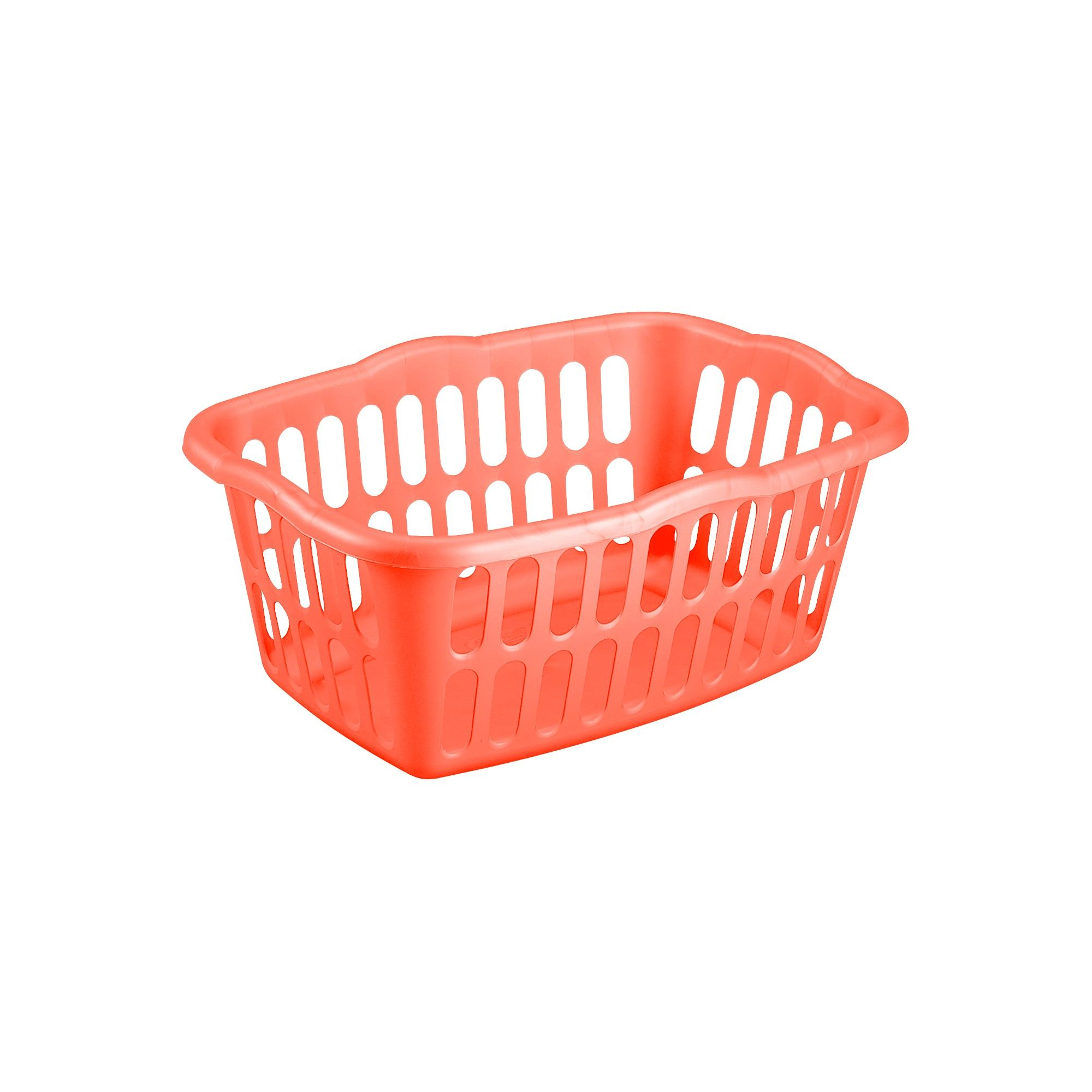 Laundry Baskets Nbspneon Orange Room Essentials Laundry Basket Room Essentials Basket
