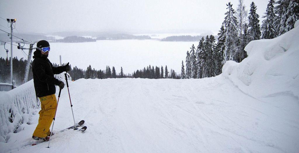 Messilä, Finland 26.12.2009 | Powderlove