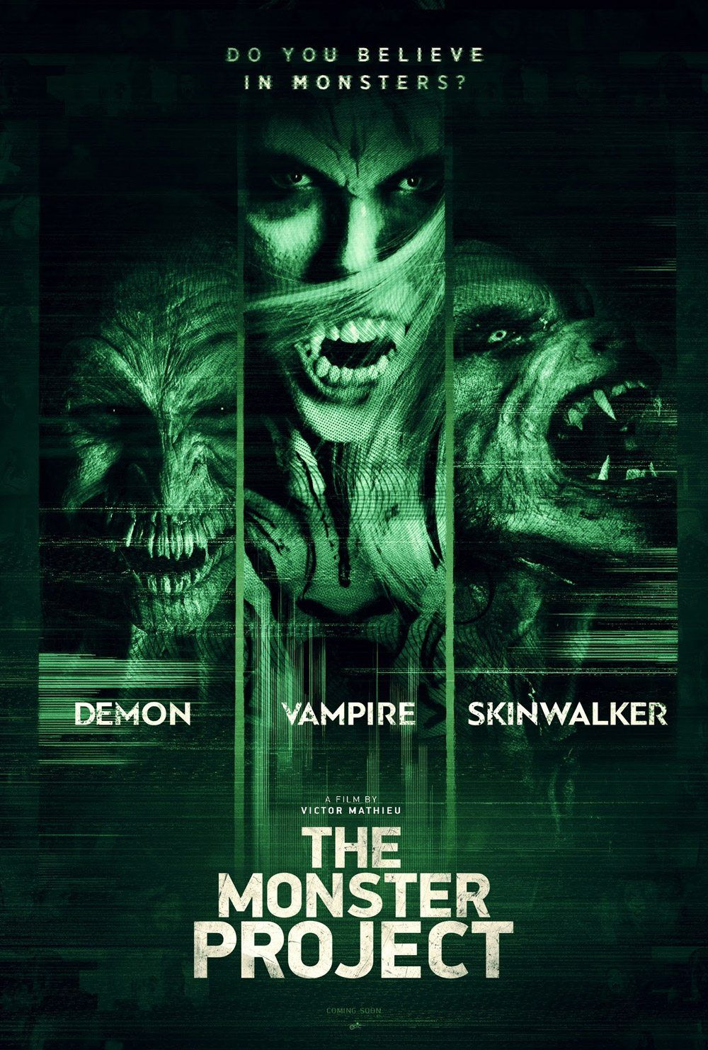 The Monster Project Movie Posternew Horror Movies Download
