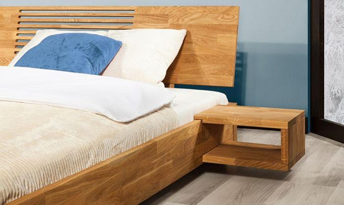 nachttisch zum einhangen dank dem kannen sie eine zeitgenassische und minimalistische ausstrahlung im schlafzimmer schaffen