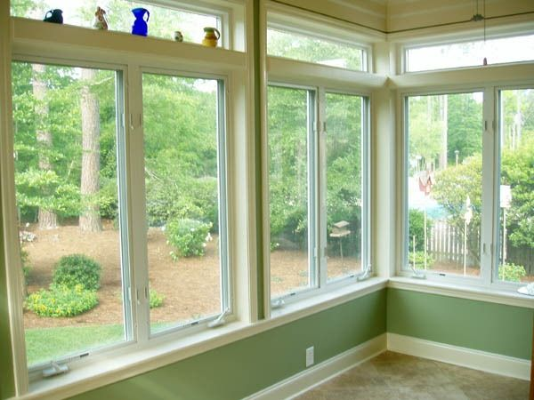 Converting A Screened Porch Into A Sunroom Home Sweet