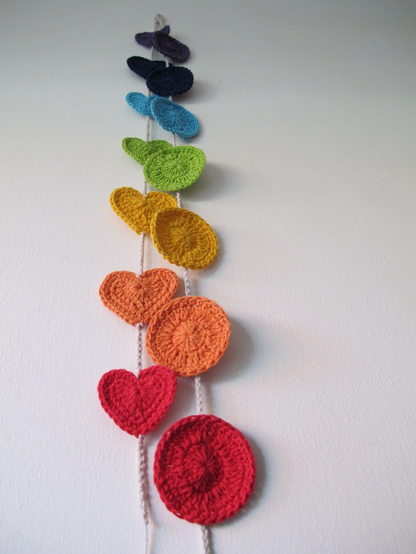 Resultado de imagen para decoracion de habitaciones a crochet ...