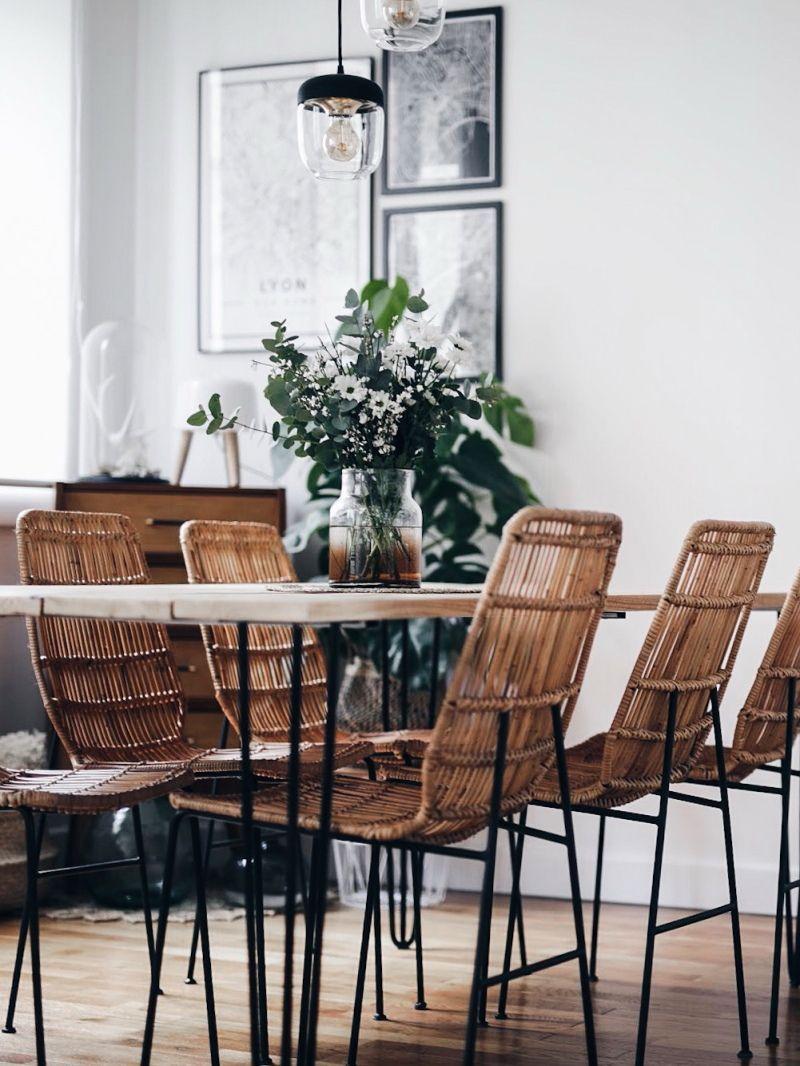 Décoration salon salle à manger : découvrez mon intérieur