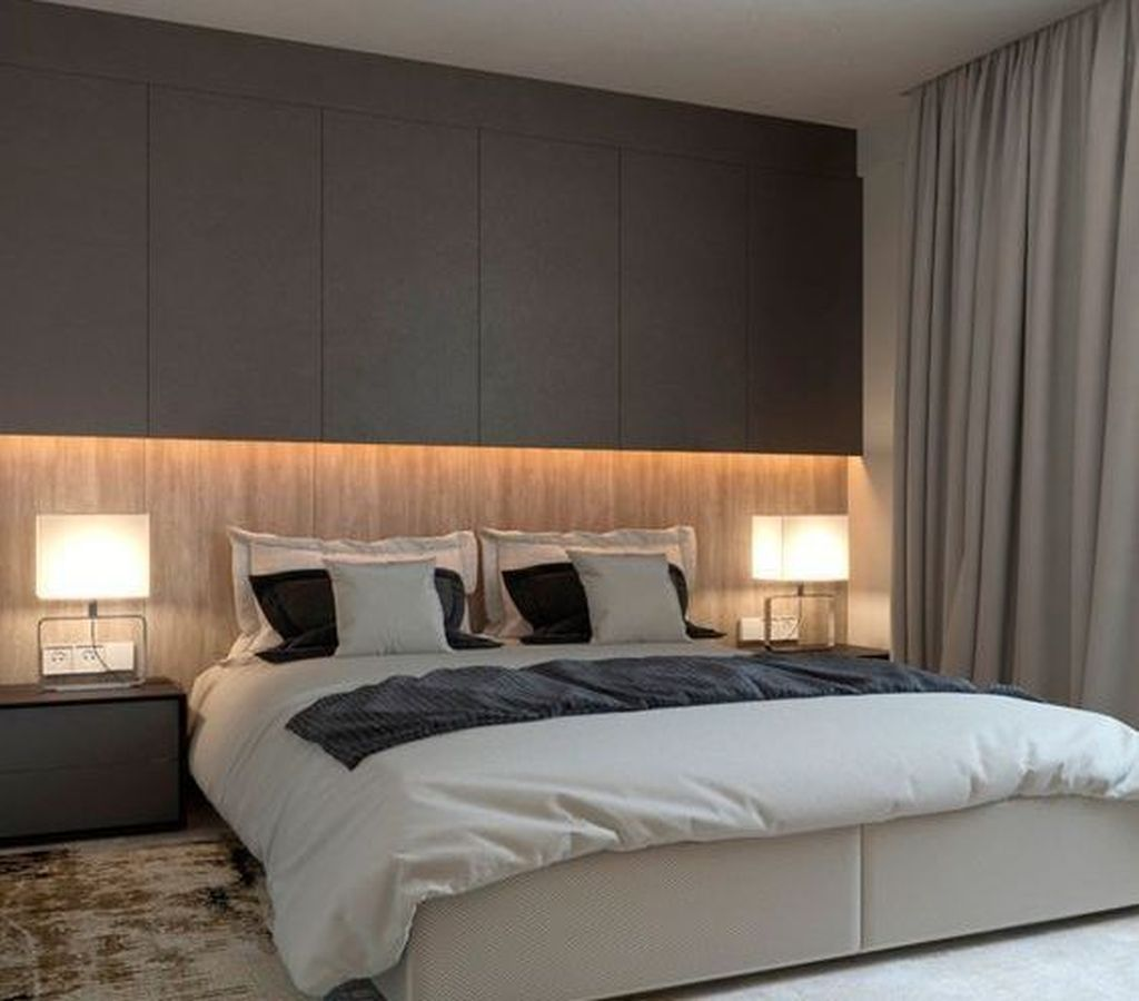 43 Creative Master Bedroom Design Ideas With Images Modern
