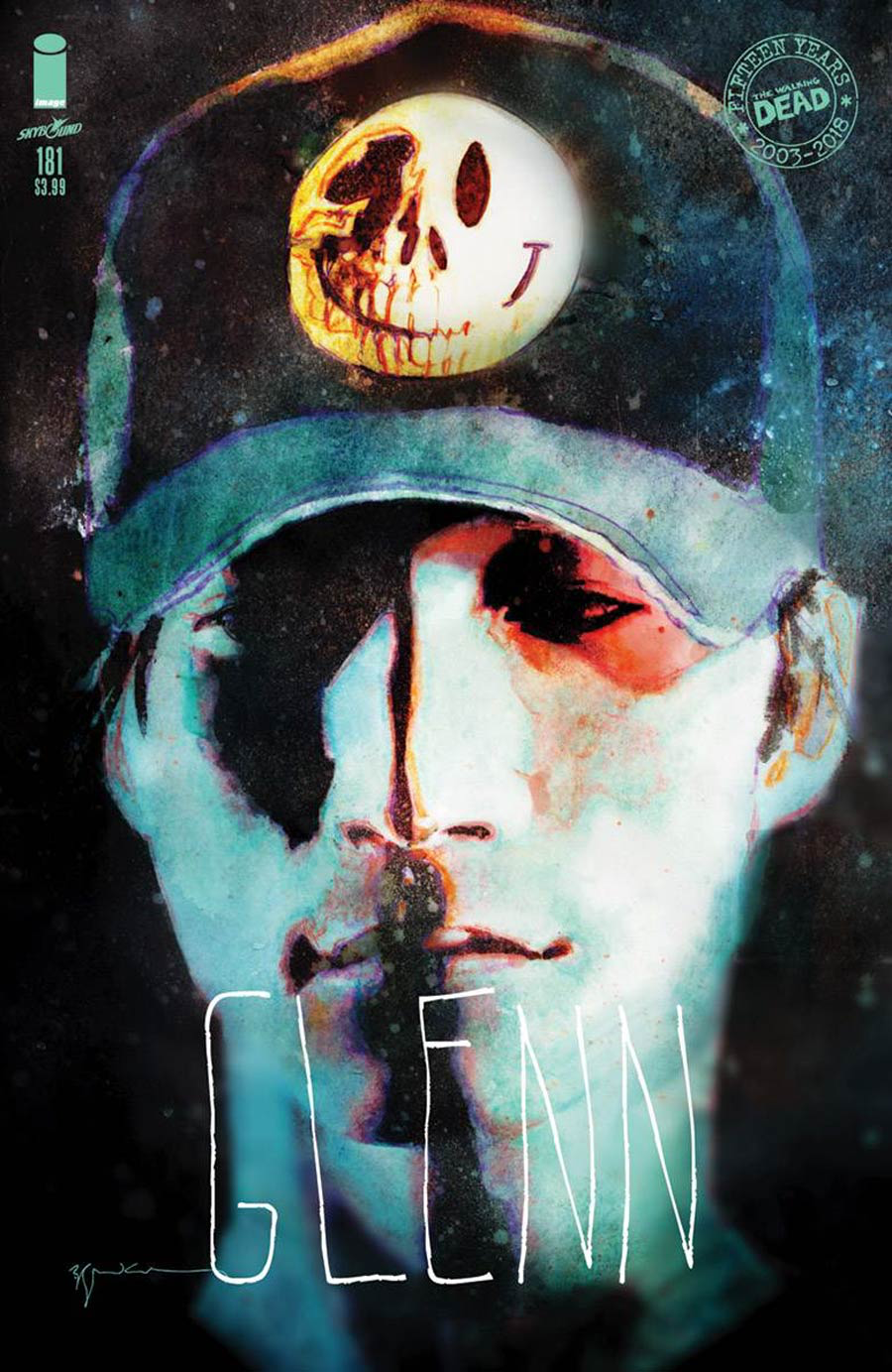 The Walking Dead Comic Issue 182 Modern Age First Print 2018 Robert Kirkman