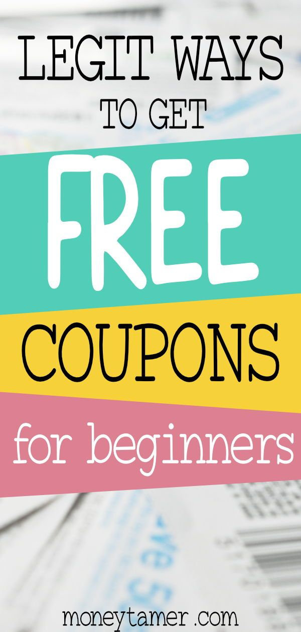 Real Ways To Get Tons Of Free Coupons In The Mail