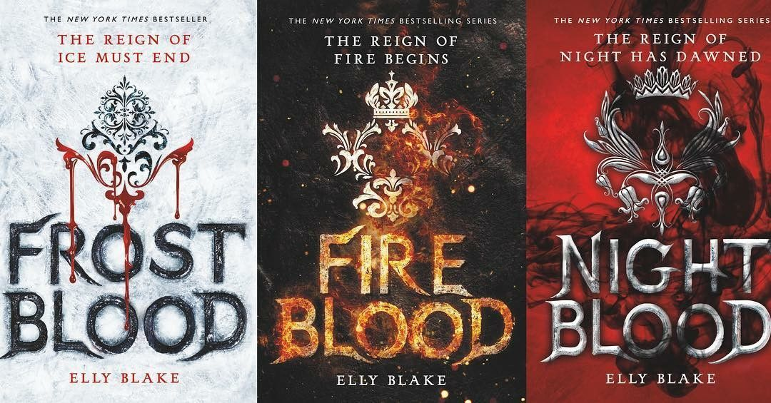 Frost blood series by elly blake book photos pinterest frost blood series by elly blake fandeluxe Gallery