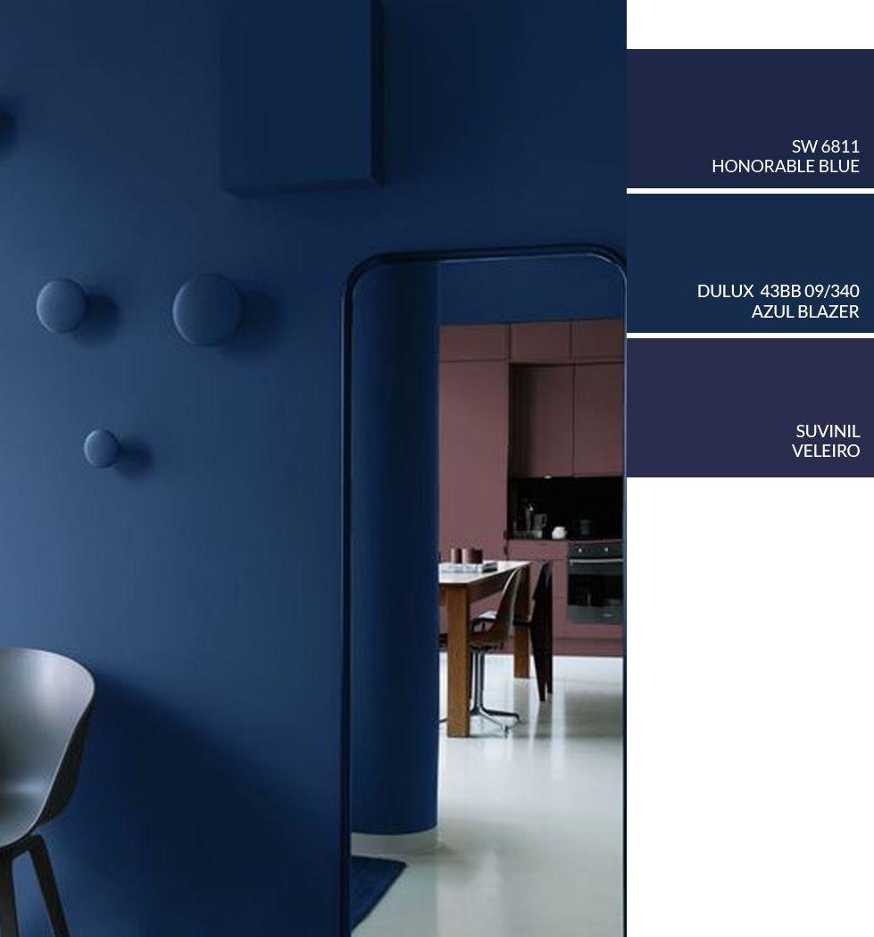Dica De Cor De Tinta Para Pintar Parede Em Casa Tinta Azul  ~ Cores Para Pintura De Quarto E Porta Janela Para Quarto