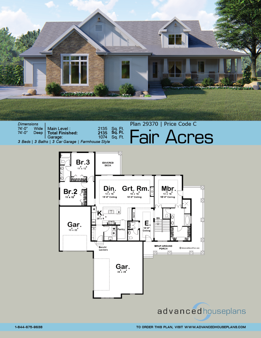 Fair Acres 1 Story Farmhouse House Plan in 2019 | House ... on house house plans, fox house plans, quick house plans, ideas for house plans, friends house plans, computer house plans, your house plans, art house plans, star house plans, love house plans, google house plans, dark house plans, garrett house plans, english house plans, america house plans, cottage house plans, fine house plans, facebook house plans, chicken-free hen house plans,