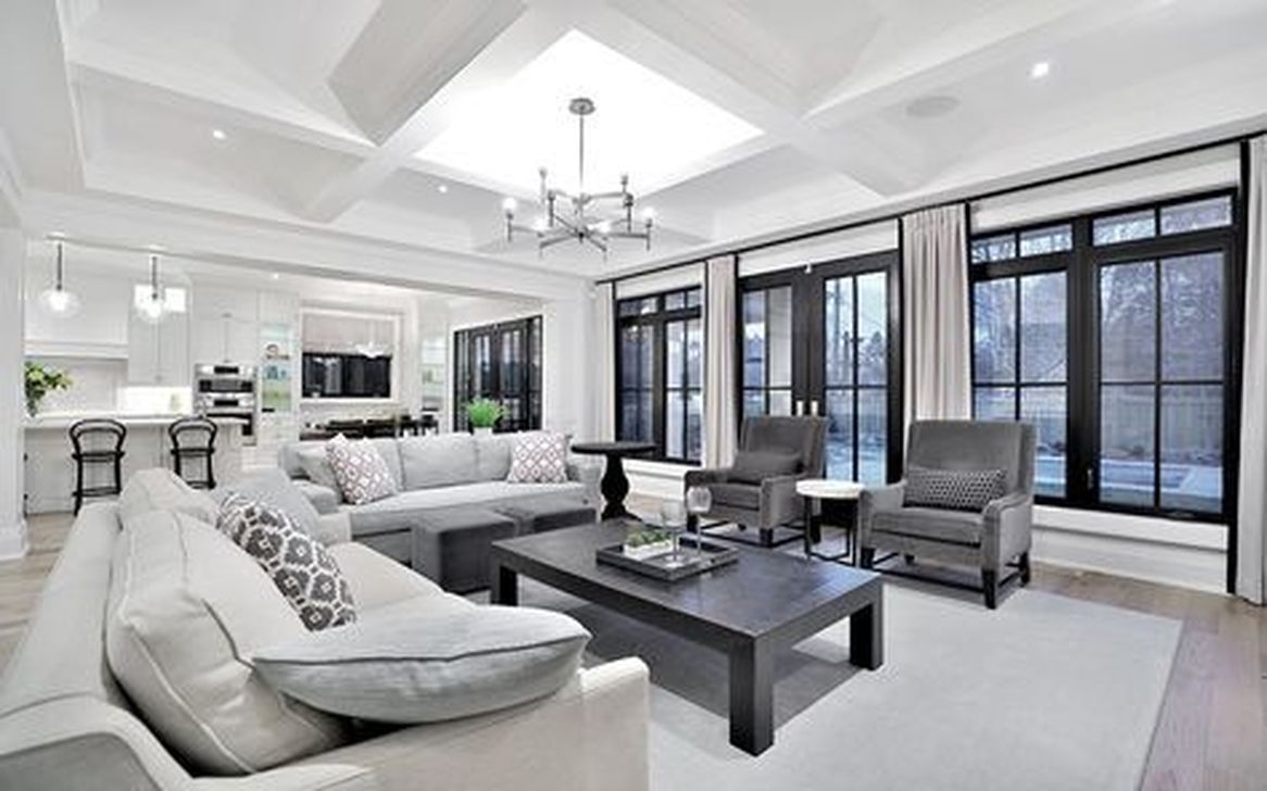 20 Brilliant Open Concept Ideas For Living Room With Images Open Living Room Design Living Room Windows Open Living Room