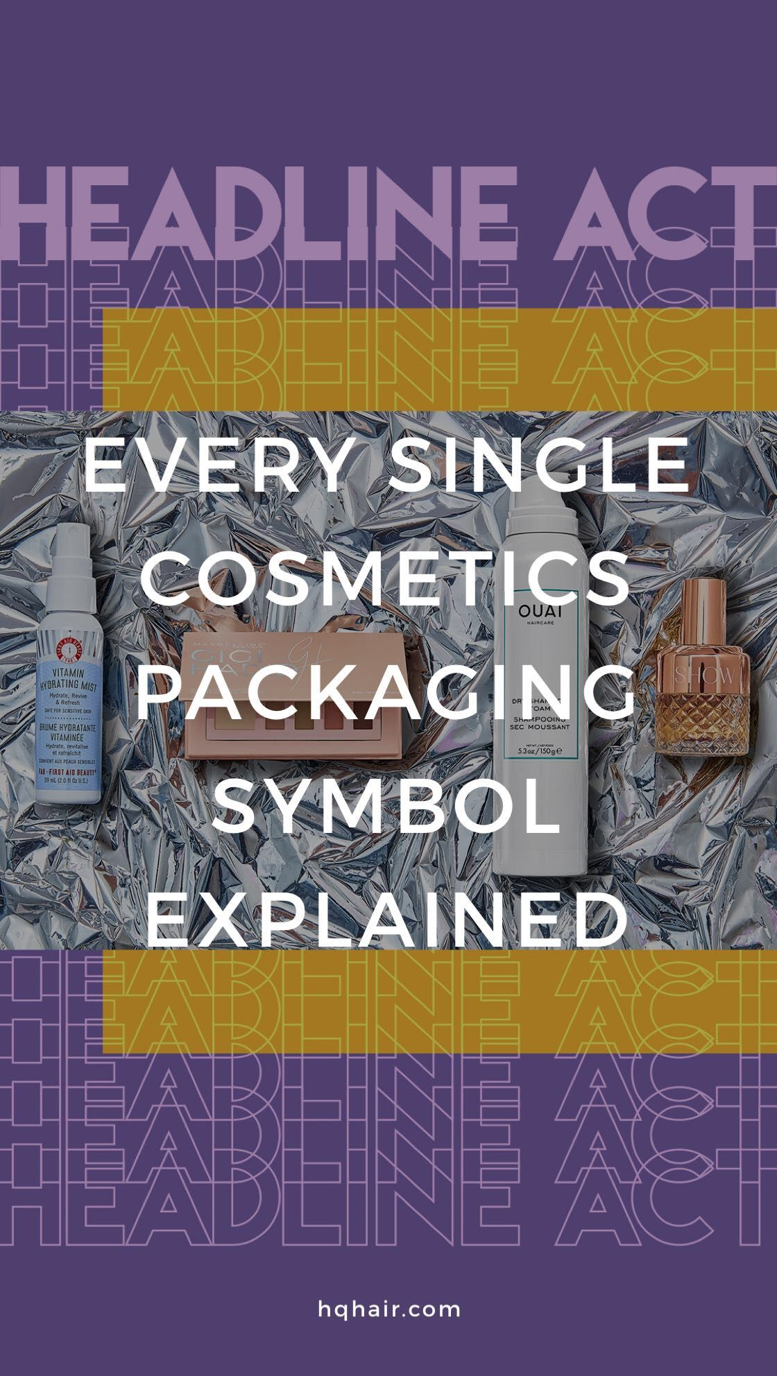 Cosmetics packaging symbols demystified Cosmetic