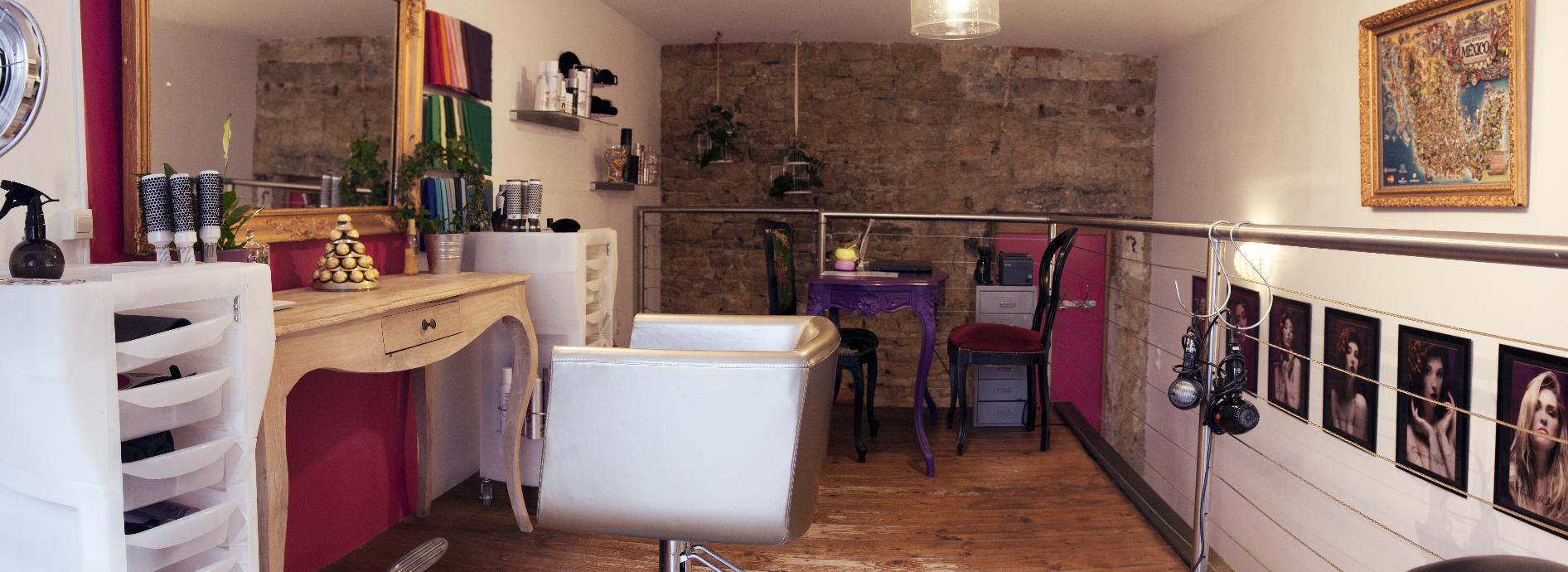 Comptoir Coiffure Cool Fauteuil Chaise Mobilier Salon De