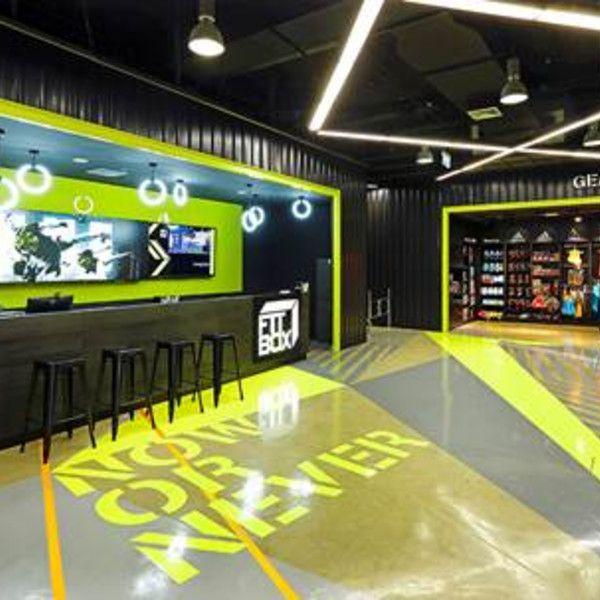 Design showcase: Fitbox Thailand - Retail Design World ...