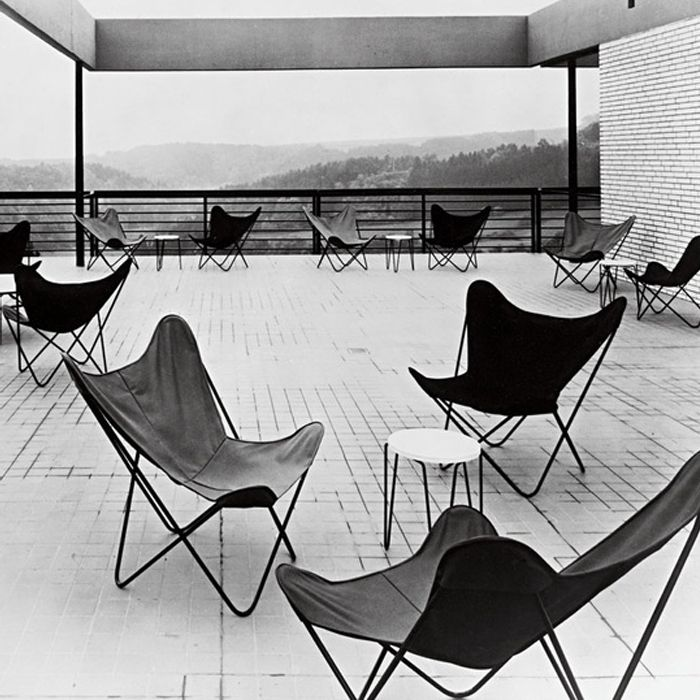 BODIE And FOU Style Blog Interior Design, AA Butterfly Chair, Le Corbusier.  StuhlButterfly PartyMöbeldesignMod MöbelMöbel ...