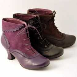 Hush Puppies Shoes Victorian Style Boots Want It Hush