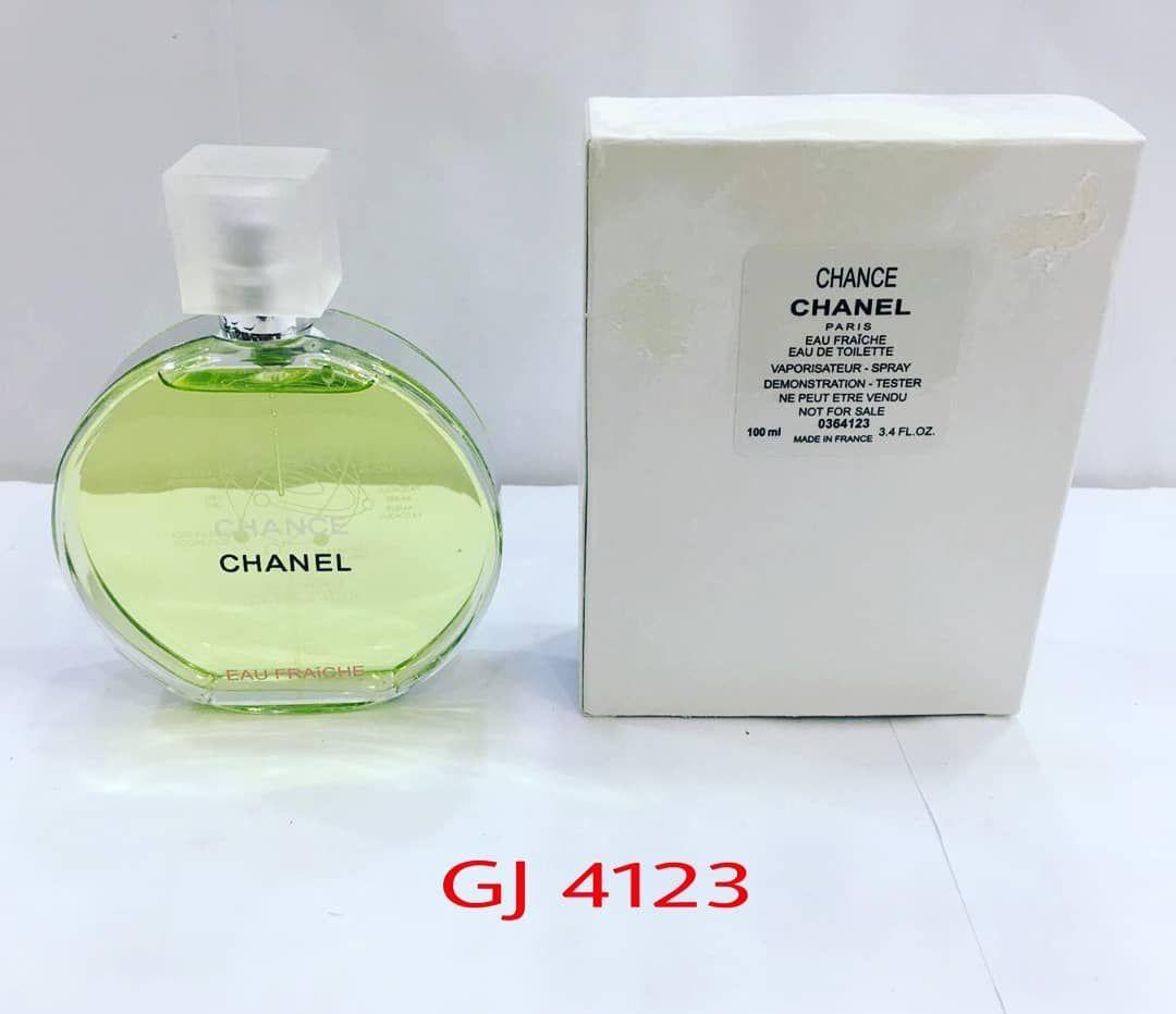 Chance Chanel Parfum Testeur Original Paiement à La Livraison Dans