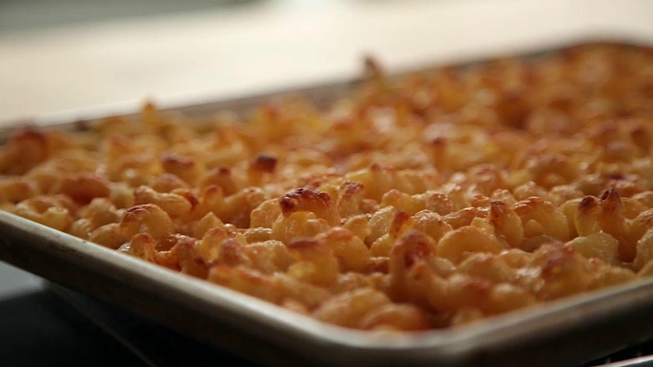 Amanda Hesser's Sheet-Pan Mac And Cheese