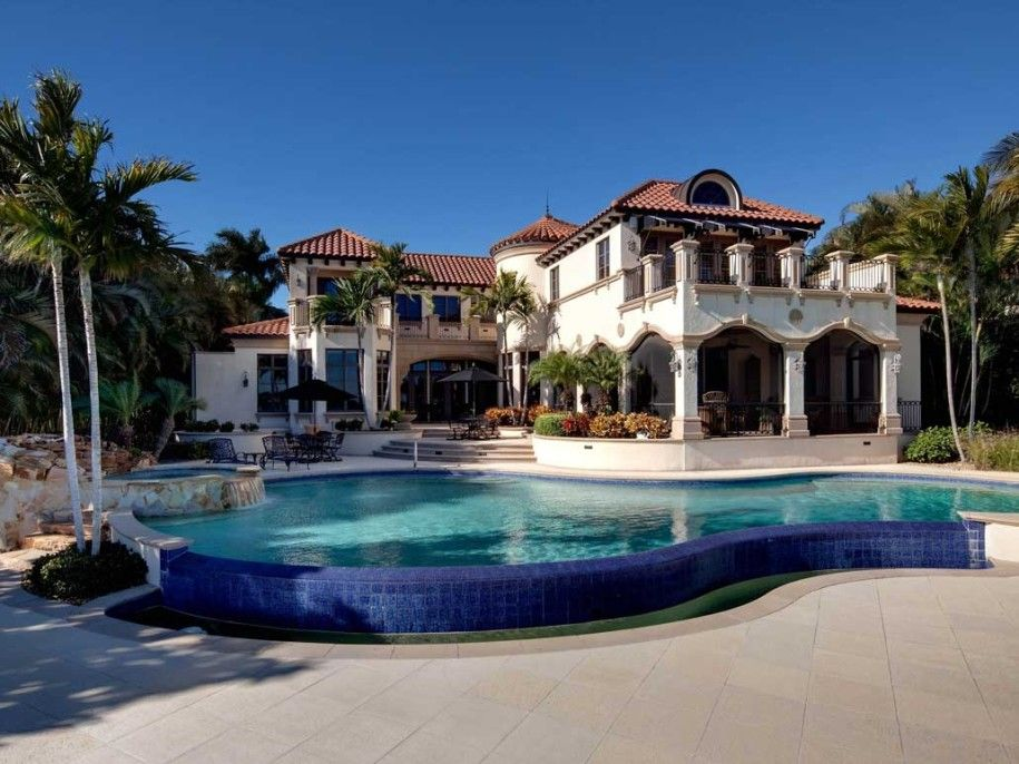 great mansions with pools for enjoying the vacation time billionaire millionaire and ceo