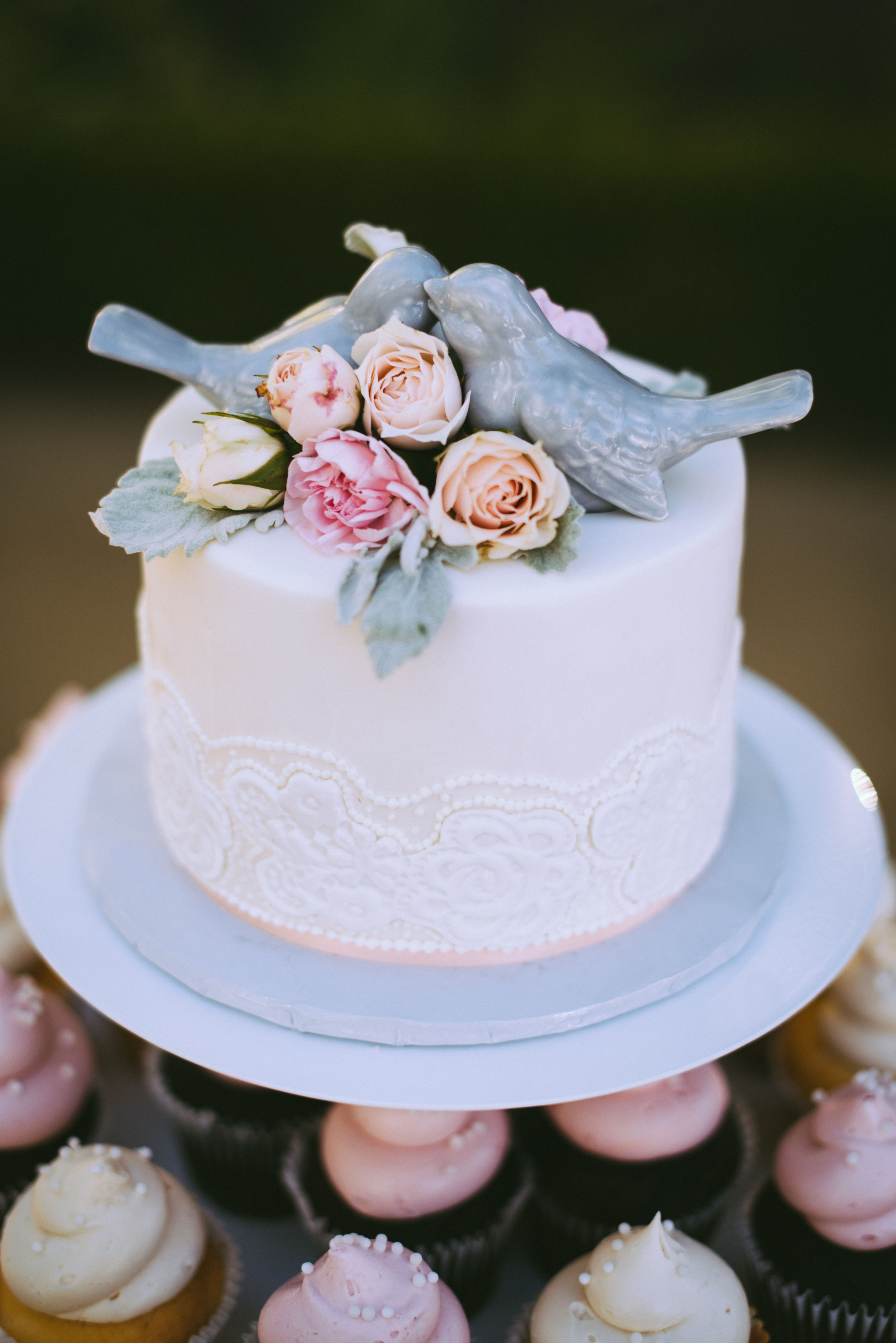 Love Bird Cake Toppers … | Wedding Cake in 2018…