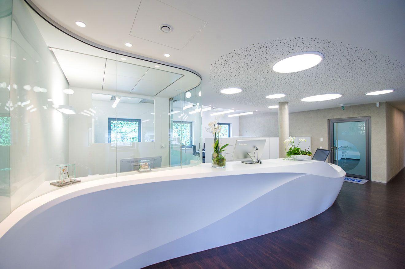 Praxis Interieur dentalfit   Arztpraxis design, Zahnarztpraxis ...