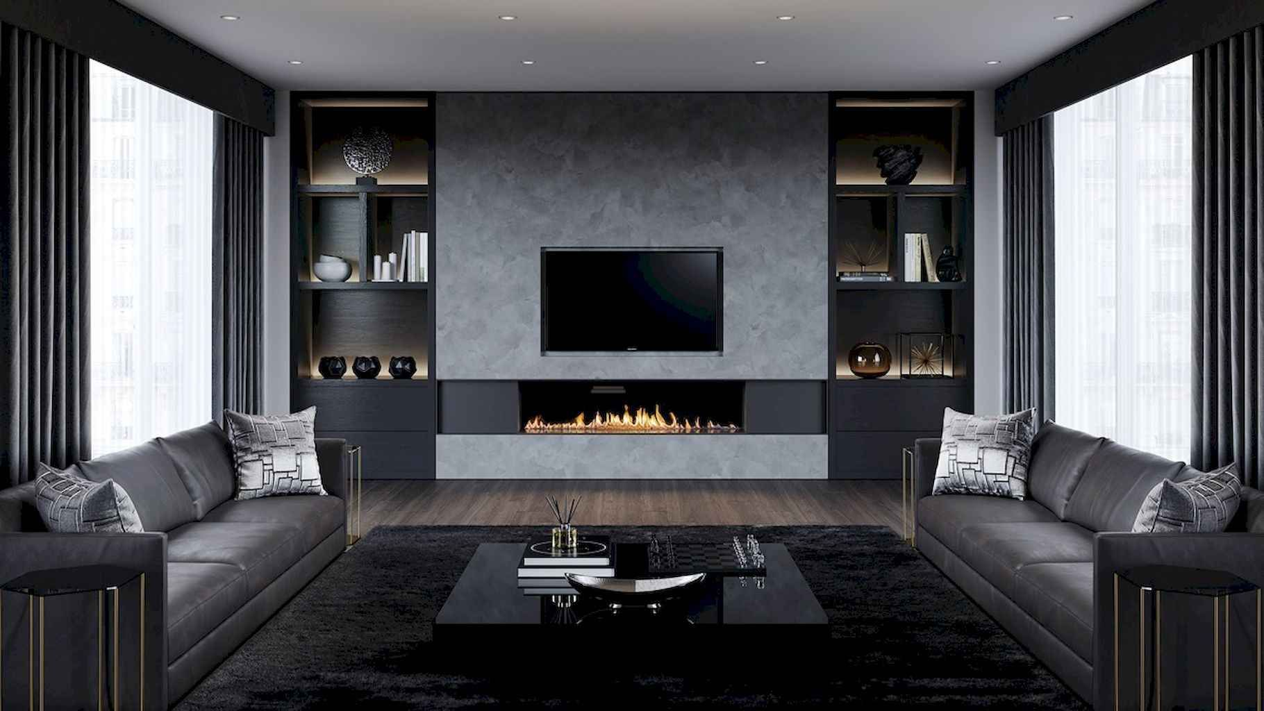 Best 19 Light Grey Living Room Colous Scheme Decor Ideas In 400 x 300
