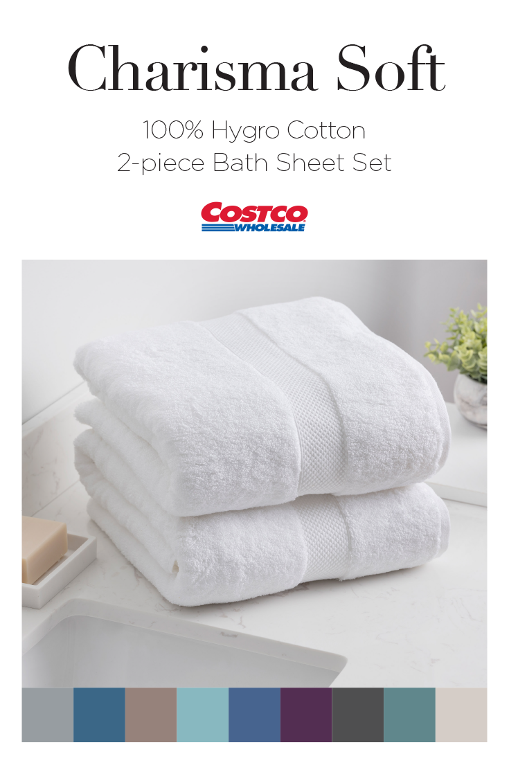 Already Soft To The Touch The New Charisma Grows Even Softer Wash After Wash Bath Towels Towel Take You Home