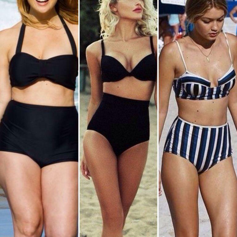 645ca309c Moda a nosso favor  Biquíni hot pants – Blog Eu usaria…