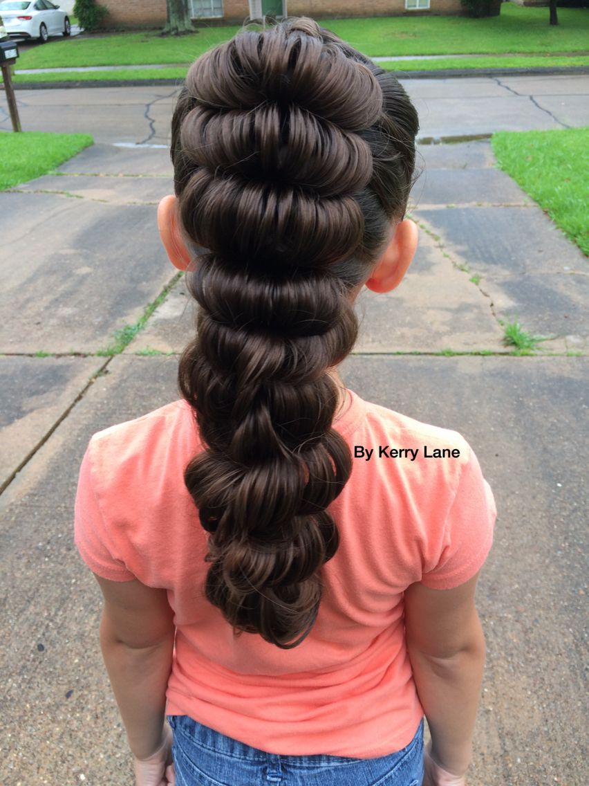 Puff Rolls Hairstyle  Learn Do Teach Hairstyles in 2019
