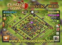 coc free download mod apk