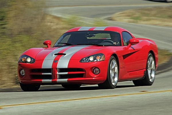 Used 2006 Dodge Viper For Sale Near You Edmunds