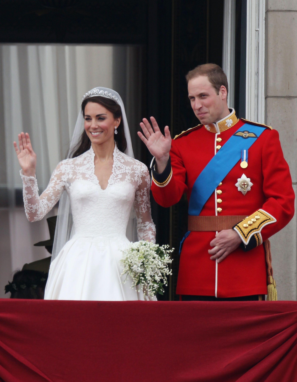 Duke and duchess of cambridge wedding gifts