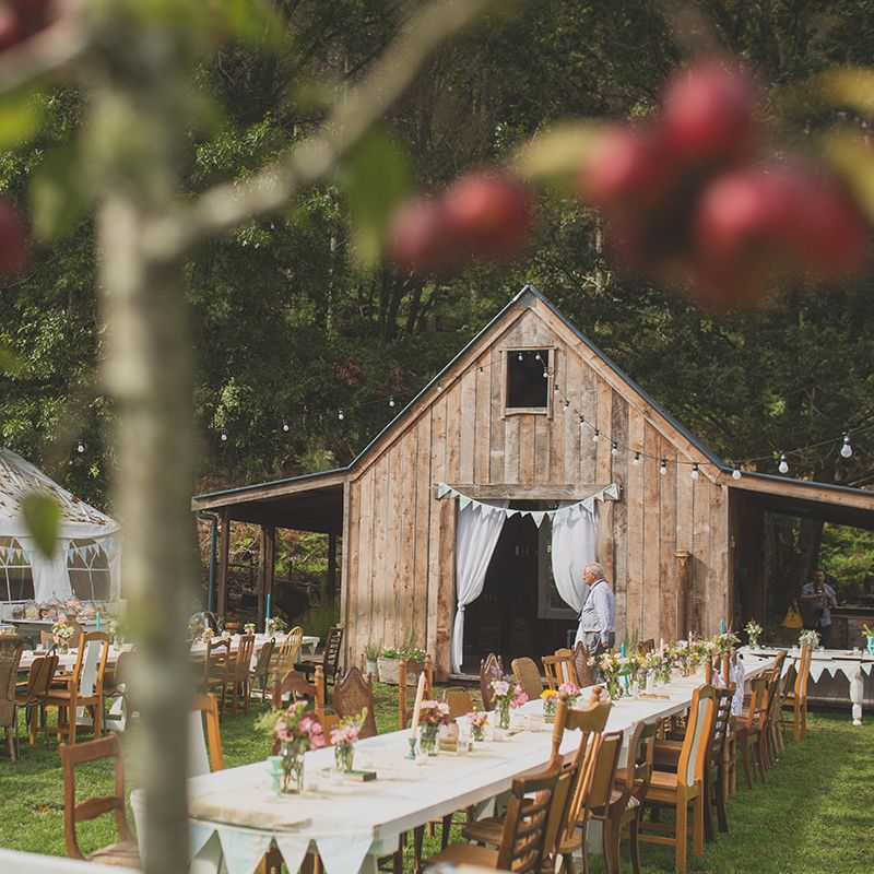 Rustic Barn Wedding Venues: Rustic Themed Weddings Are Up There With The Most Sought