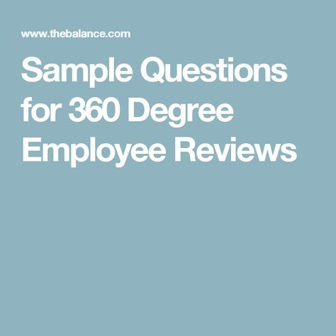 Sample Questions For 360 Degree Employee Reviews This Or That Questions Evaluation Self