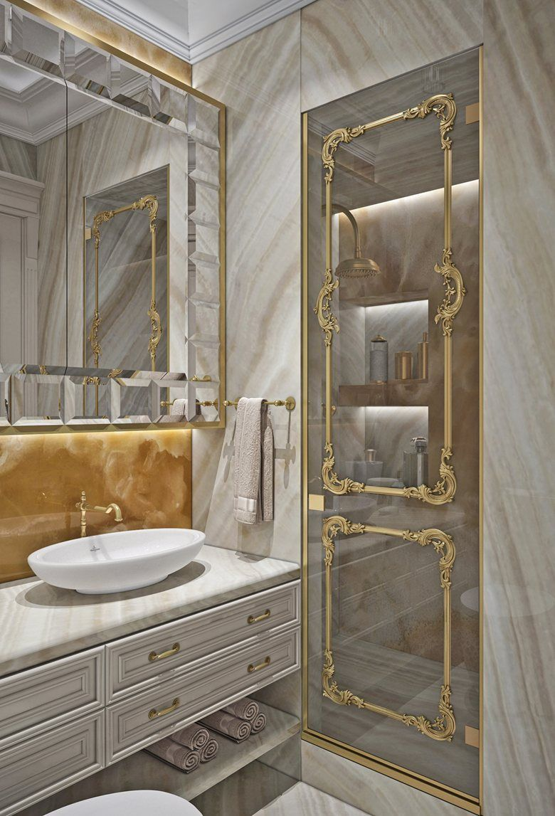 View Full Picture Gallery Of Classic Interior Design In 2020 Classic Interior Design Bathroom Interior Design Interior Design Pictures