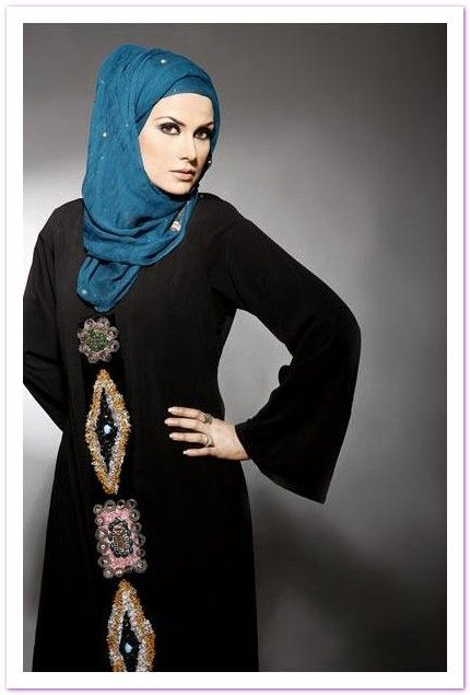 Luxury Abaya Trends In Saudi Arabia  Life In Saudi Arabia