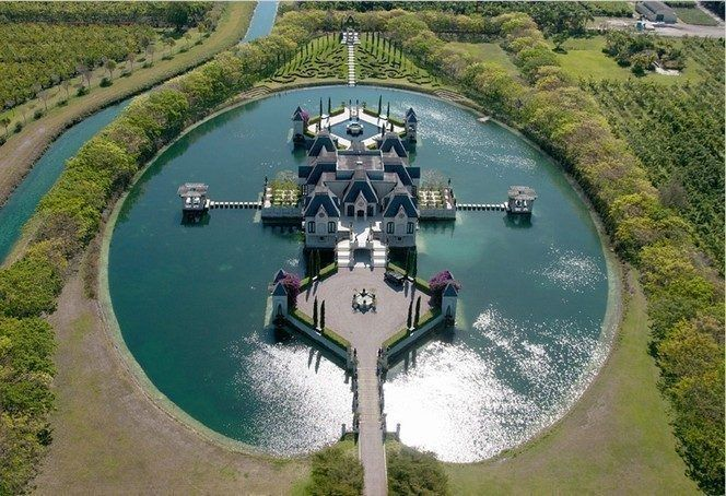 Tour the amazing $11M castle Dwyane Wade and Gabrielle Union