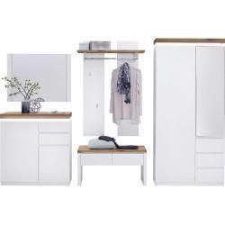 Xxxlutz Garderobenbank Weiss Holz Asteiche Massiv 2 Schubladen 91x48x38 Cm Xxxlutz In 2020 Furniture Home Home Furniture
