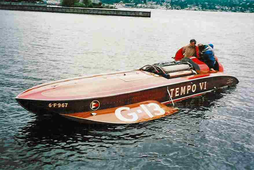 This Is A Hydroplane These Are The Types Of Things That Mr