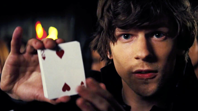 Jesse Eisenberg (Now You See Me) | Attore
