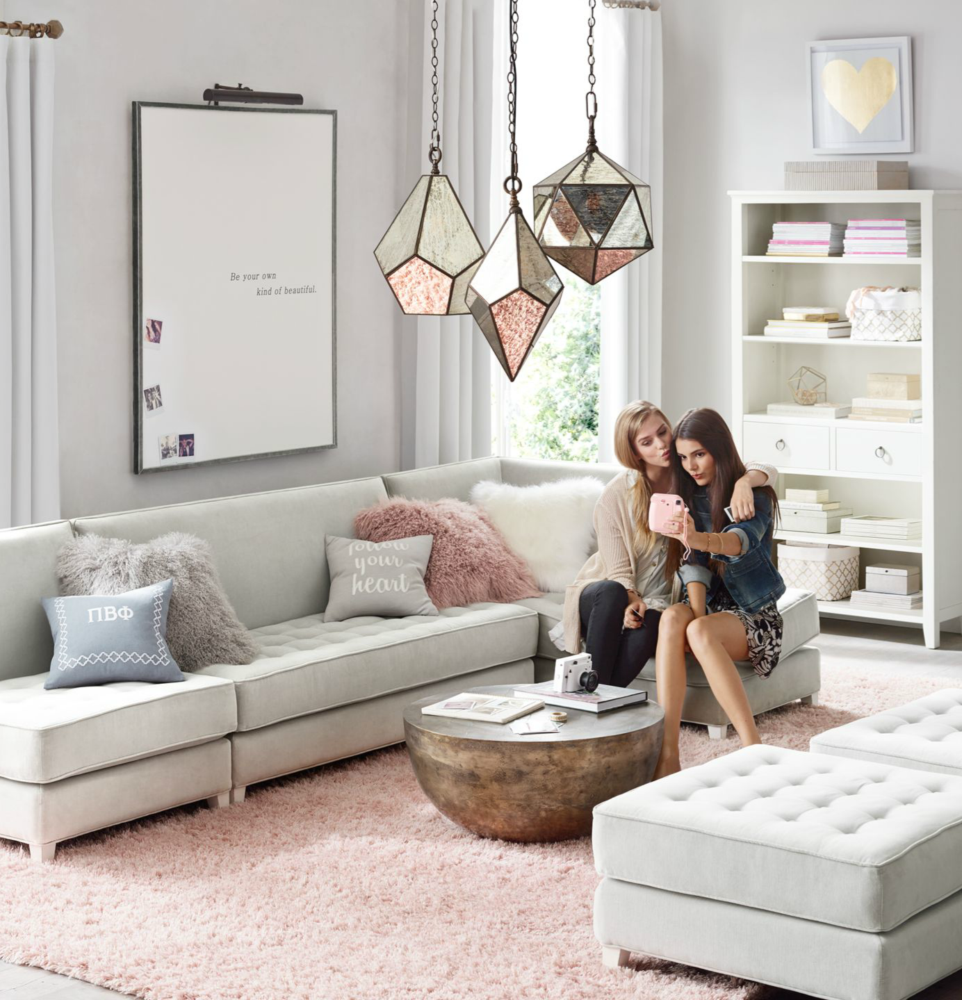 Creative Bedrooms That Any Teenager Will Love: Pin On Teen Rooms