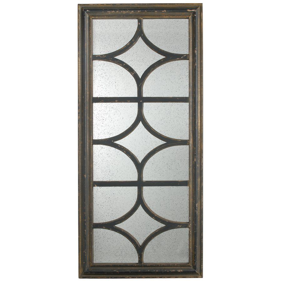 Bretherton Rectangle Oversized Wall Mirror Antique Mirror Wall Rectangular Mirror Modern Mirror Wall