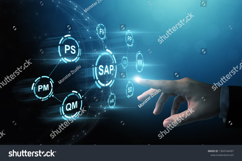Business Management Software Sap Erp Enterprise Resources Planning System Concept Ad Sponsored Sap Erp Softwar Business Management Software Enterprise Digital transformation wallpaper hd