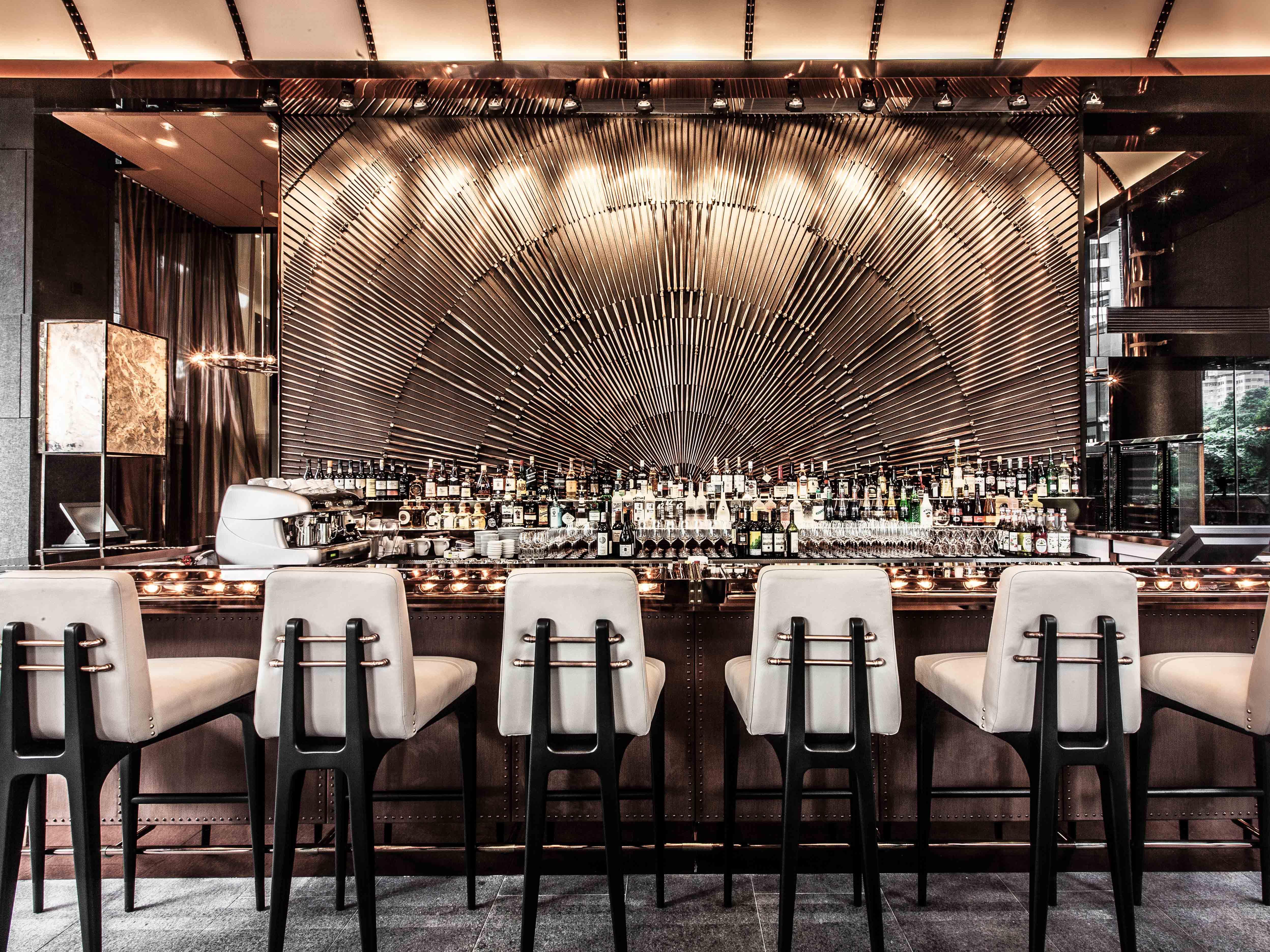 Ammo Cocktail Bar With Images Bar Interior Design Bar Design