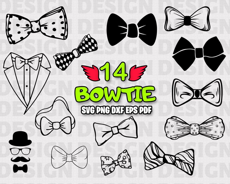 Bowtie Svg Bow Tie Svg Bow Tie Bow Tie Clipart Svg Files For Cricut Bowtie Silhouette Bow Tie Vector Commercial Use Svg Clip Art Svg Svg Files For Cricut