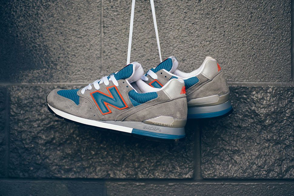 free shipping d2875 3c1a1 New Balance M996CSBO