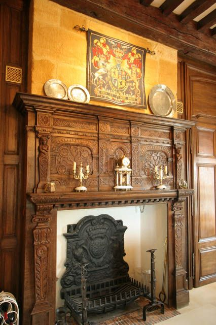 Classic french chateaux photo gallery of french fireplaces