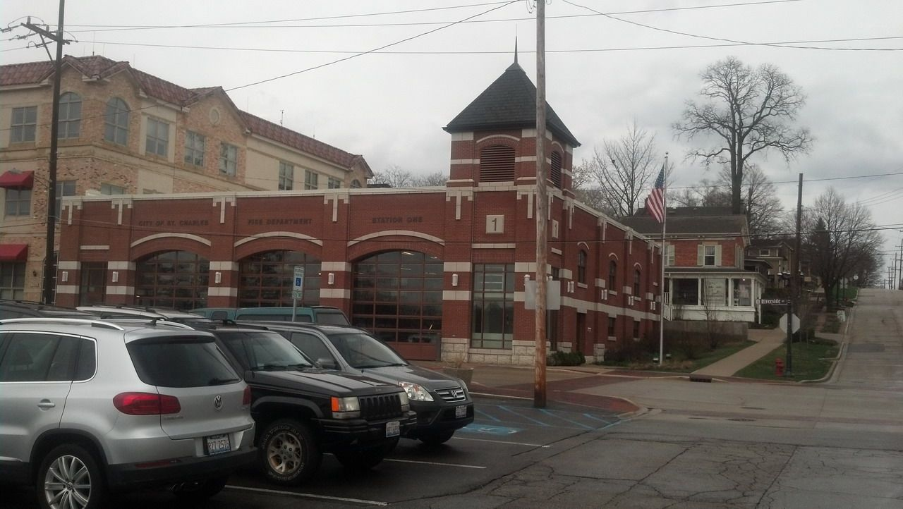 St. Charles April 2013 The Fire Station a… AURORA