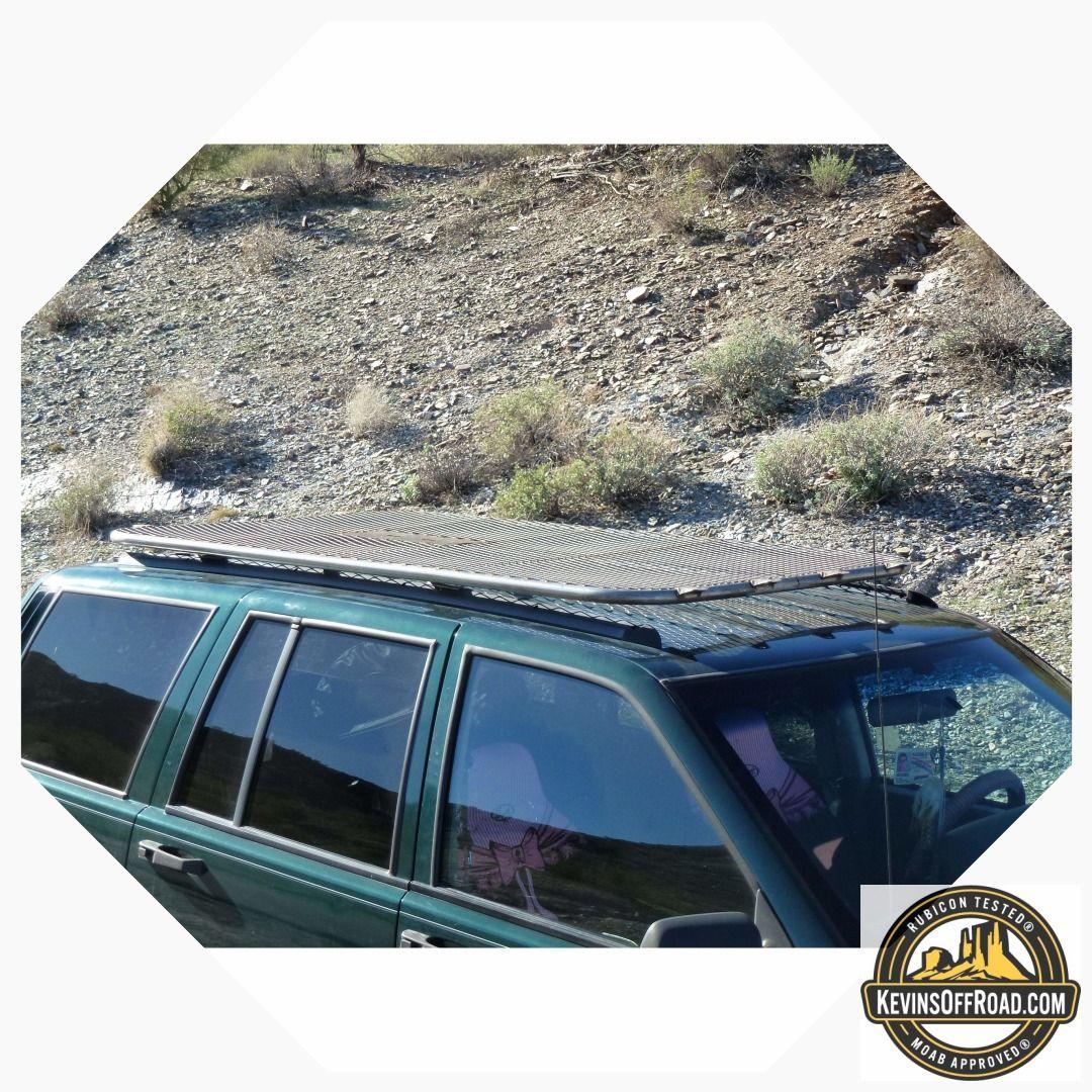 Jeep Grand Cherokee Wj Platform Roof Rack Grandcherokeemafia Wjs
