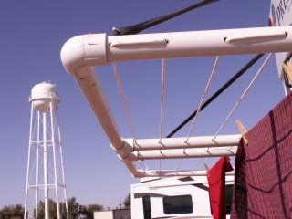 Rv Now Portable Rv Clothesline Rack Great Ideas