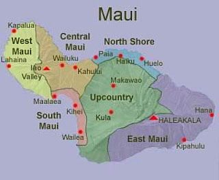 picture regarding Maui Map Printable named printable map of maui hawaii - Google Appear Maui Maui